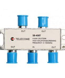 کننده انشعابی تله کام  راهSB  Tsplitter چهارراه TELECOME