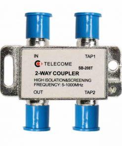 کننده عبوری تله کام  راهSB  TTap Off دو راه TELECOME