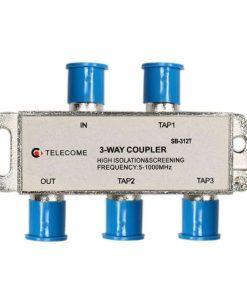 کننده عبوری تله کام  راهSB  T TapOff سه راه TELECOME