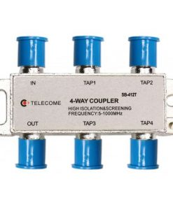 کننده عبوری تله کام  راهSB  T TapOff یک راه TELECOME
