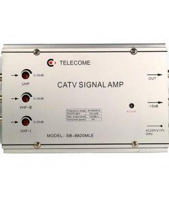 کننده مولتی باند تله کام dbSB  MLE تقویت کننده آنتن مرکزی TELECOME db