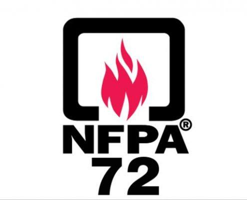 استاندارد اعلام حریق NFPA-72